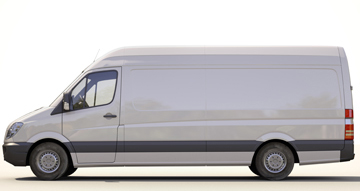 Large 2 Tonne Van