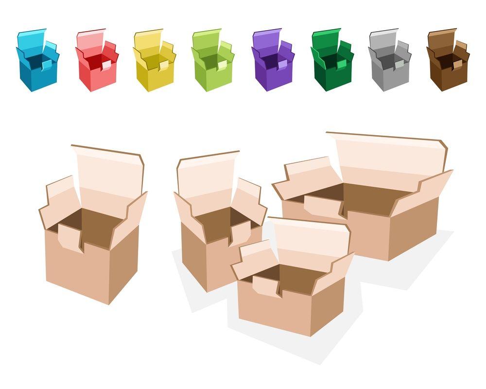 colour boxes