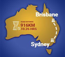 Brisbane to Sydney Removalists