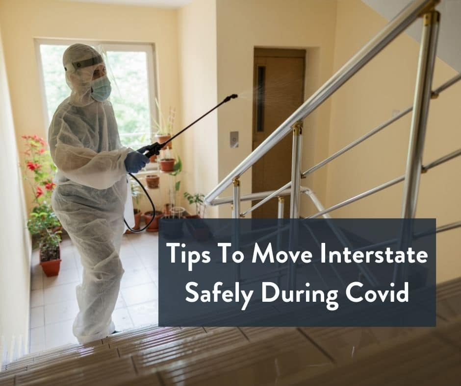 move interstate during covid